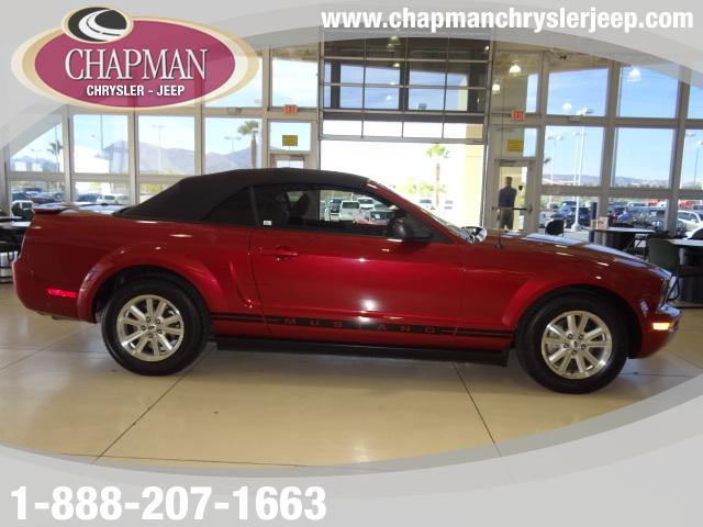 Used Cars in Henderson 2007 Ford Mustang