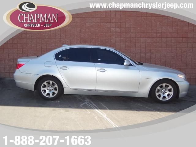 Used Cars in Henderson 2004 BMW 5 Series