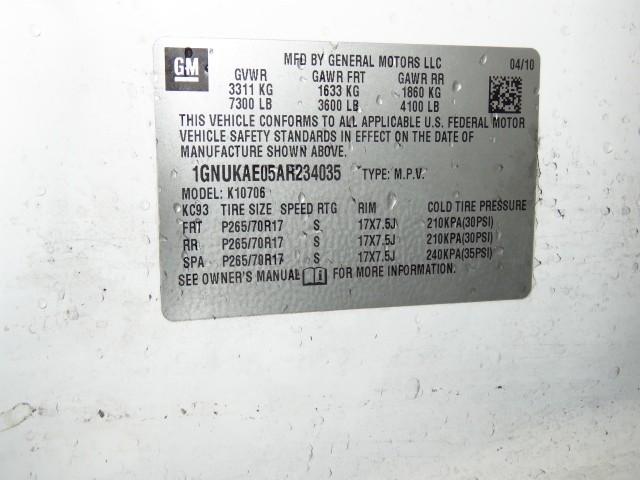 2010 Chevrolet Tahoe LS – Stock #149131A