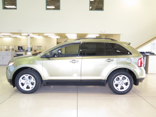 used 2013 ford edge sel stock 14c384b chapman automotive group. Black Bedroom Furniture Sets. Home Design Ideas
