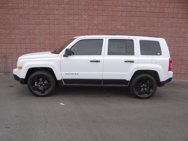 2014 Jeep Patriot Altitude