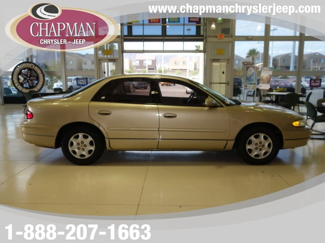 Las Vegas Buick Service Coupons >> Used 2004 Buick Regal LS for sale - Stock#15J1067A | Chapman Chrysler Jeep
