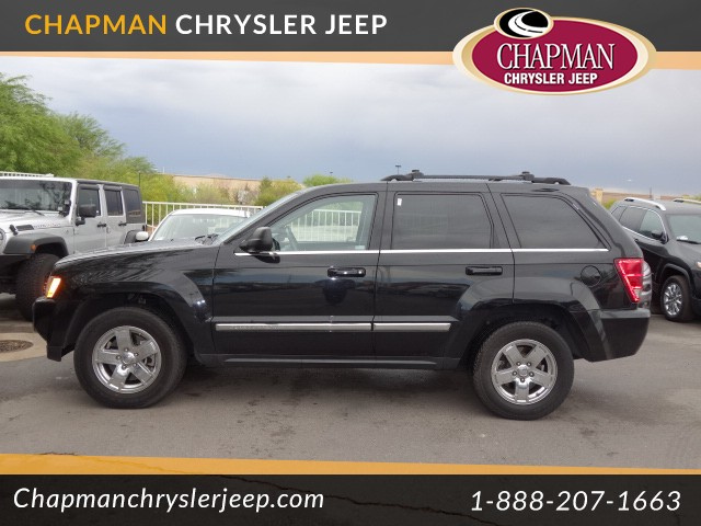 2007 Jeep Grand Cherokee Limited Details