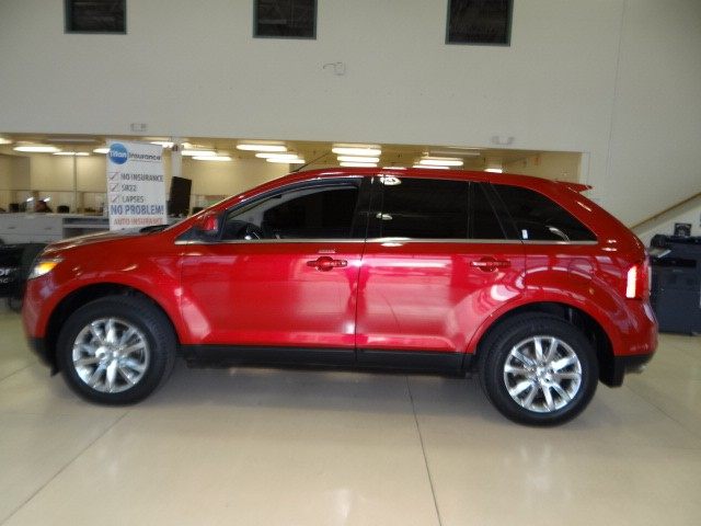 used 2011 ford edge limited stock 15j616z chapman automotive group. Black Bedroom Furniture Sets. Home Design Ideas
