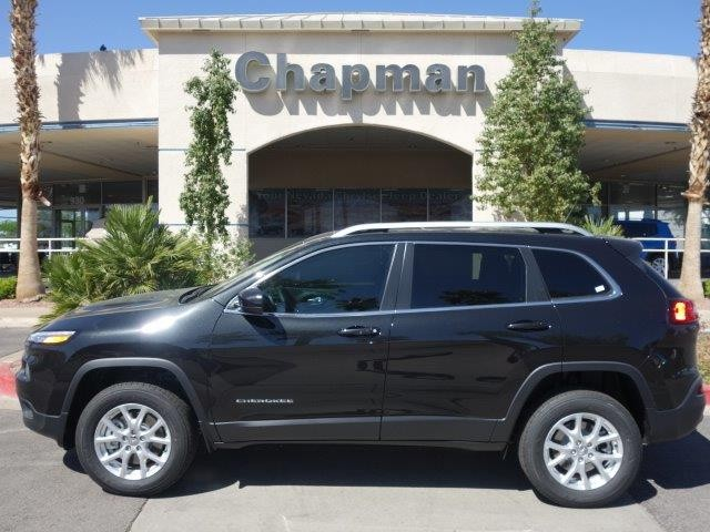 2015 jeep cherokee latitude 15j635 chapman automotive group. Black Bedroom Furniture Sets. Home Design Ideas