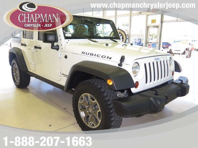 2013 Jeep Wrangler Unlimited Rubicon Details