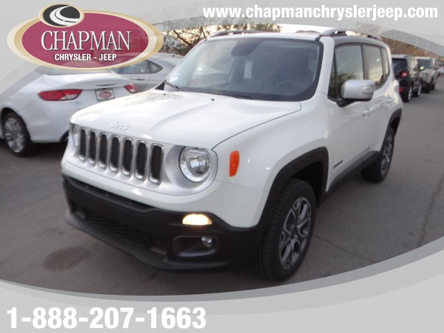 2015 jeep renegade limited for sale stock 15j1425 chapman chrysler jeep. Black Bedroom Furniture Sets. Home Design Ideas
