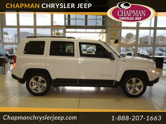 Used Cars in Henderson 2013 Jeep Patriot