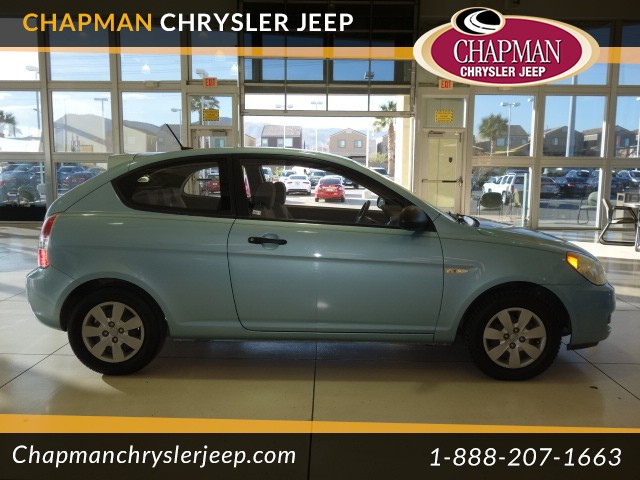 Used Cars in Henderson 2008 Hyundai Accent