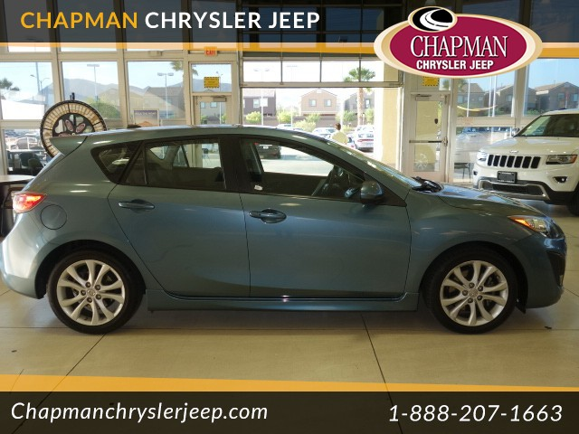 used 2010 mazda mazda3 s sport stock 16j1100a chapman automotive group. Black Bedroom Furniture Sets. Home Design Ideas