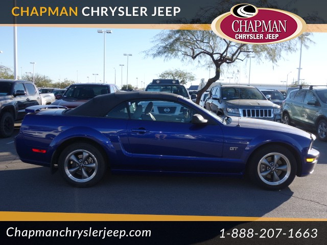 Used Cars in Henderson 2005 Ford Mustang