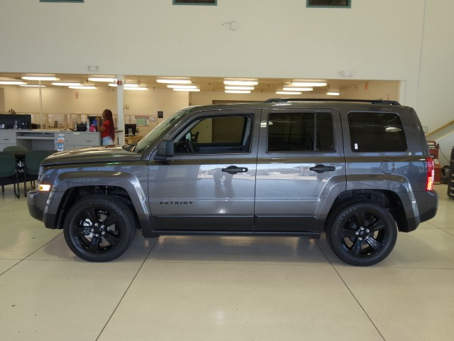 used 2015 jeep patriot sport stock 16j786a chapman. Black Bedroom Furniture Sets. Home Design Ideas