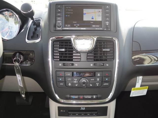 Chrysler 200 Mpg >> 2016 Chrysler Town and Country Limited Platinum for sale - Stock#16C023 | Chapman Chrysler Jeep