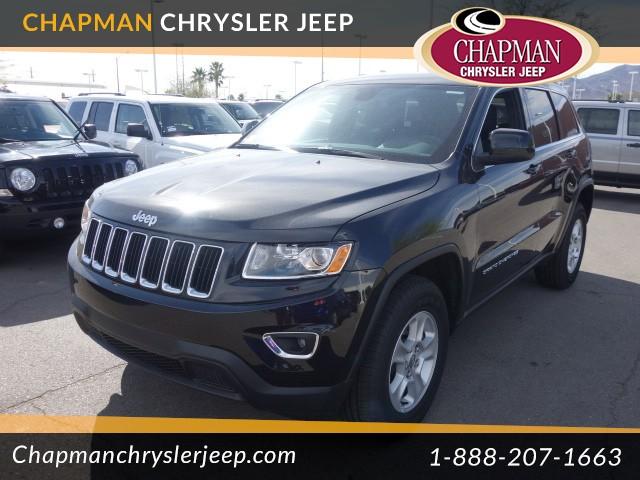 2016 jeep grand cherokee laredo for sale stock 16j598 chapman chrysler jeep. Black Bedroom Furniture Sets. Home Design Ideas