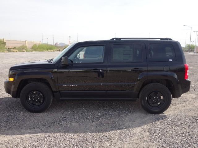 2016 jeep patriot sport for sale stock 16j655 chapman chrysler jeep. Black Bedroom Furniture Sets. Home Design Ideas