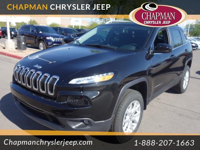 2016 jeep cherokee latitude for sale stock 16j924 chapman chrysler jeep. Black Bedroom Furniture Sets. Home Design Ideas