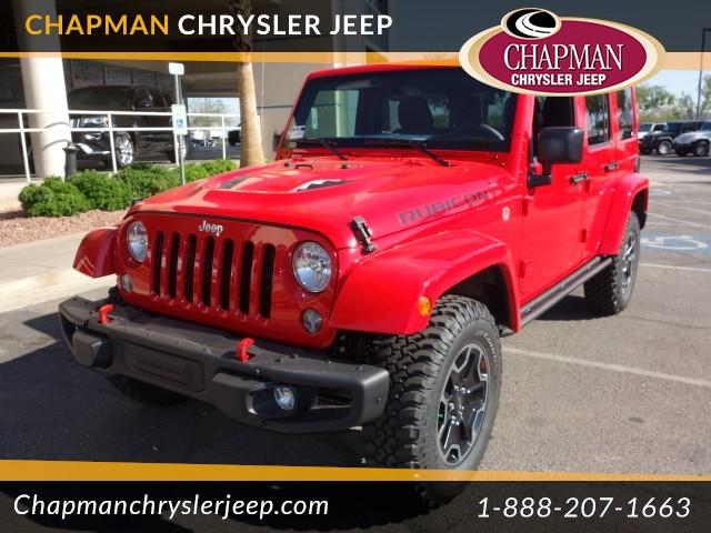 2016 jeep wrangler unlimited rubicon hard rock for sale stock 16j954 chapman chrysler jeep. Black Bedroom Furniture Sets. Home Design Ideas