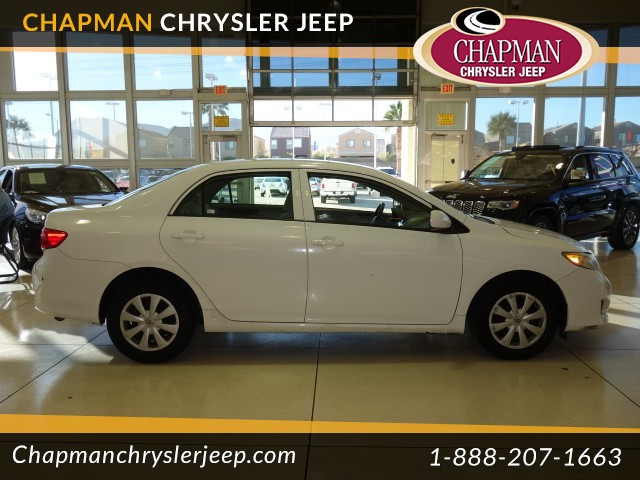 Used Cars in Henderson 2010 Toyota Corolla