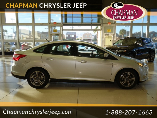 Used Cars in Henderson 2014 Ford Focus