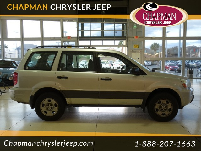 Used Cars in Henderson 2005 Honda Pilot