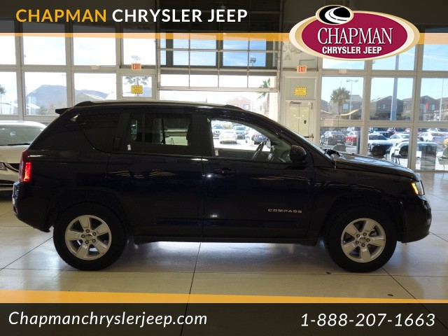 2016 jeep compass latitude in las vegas nevada stock 17j587a www. Cars Review. Best American Auto & Cars Review