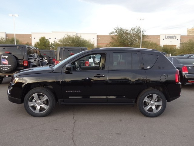 2017 jeep compass high altitude in las vegas nevada 702 338 5900 stock 17j394 lawrence. Black Bedroom Furniture Sets. Home Design Ideas