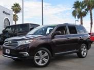 2013 Toyota Highlander Limited Stock#:139745B