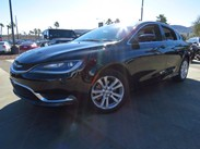 2015 Chrysler 200 Limited Stock#:20J260A