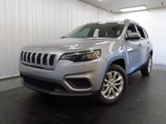 2020 Jeep Cherokee Latitude Stock#:20J411