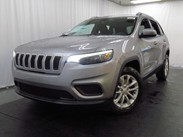 2020 Jeep Cherokee Latitude Stock#:20J413