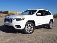 2020 Jeep Cherokee Latitude Stock#:20J505