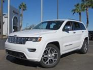 2020 Jeep Grand Cherokee Overland Stock#:20J969