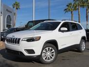 2021 Jeep Cherokee Latitude Stock#:21J320