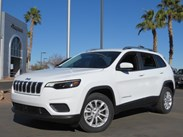 2021 Jeep Cherokee Latitude Stock#:21J376