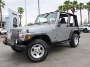 2001 Jeep Wrangler SE Stock#:21J480B