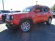 2018 Jeep Renegade Latitude Stock#:E18J1465
