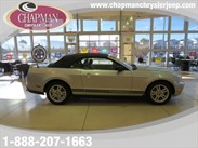 2010 Ford Mustang Premium Details
