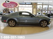 2007 Ford Mustang Deluxe Details