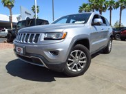 2015 Jeep Grand Cherokee Limited Stock#:P5993A