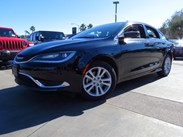2015 Chrysler 200 Limited Stock#:PC3097