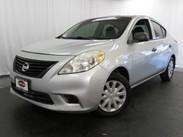 2012 Nissan Versa 1.6 S Stock#:TC1338