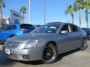 2007 Nissan Maxima 3.5 SL Stock#:U505754B