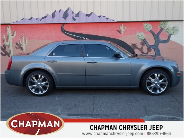 2006 Chrysler 300 $7,000.00 Chapman Chrysler Jeep