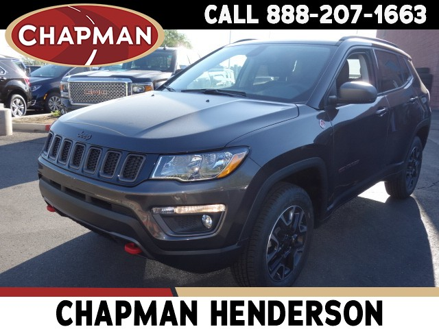 Jeep Dealership Las Vegas >> 2018 Jeep Compass Trade Appraisal Las Vegas Jeep Dealer