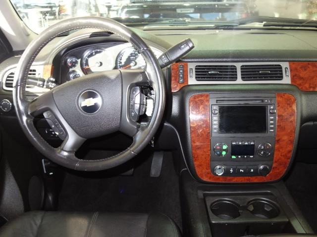 2010 Chevrolet Silverado 2500HD LTZ Crew Cab