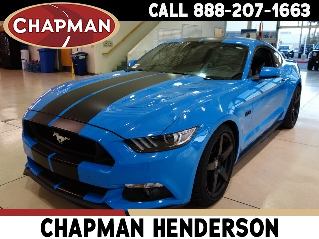 2017 Ford Mustang GT Premium Supercharger