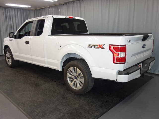 2018 Ford F-150 Lariat Extended Cab