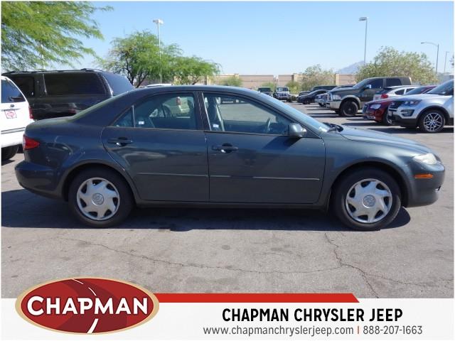 2003 Mazda Mazda6 I In Las Vegas Nevada Stock 18j867a
