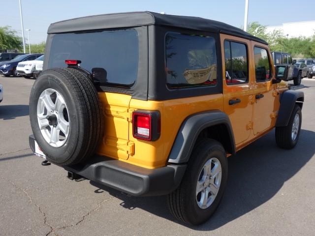 2018 Jeep Wrangler Unlimited Sport S In Henderson Nevada