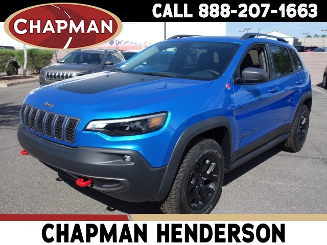 2019 Jeep Cherokee Trailhawk In Henderson Nevada Stock